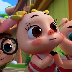 아기돼지 3형제와 쿵푸랜드